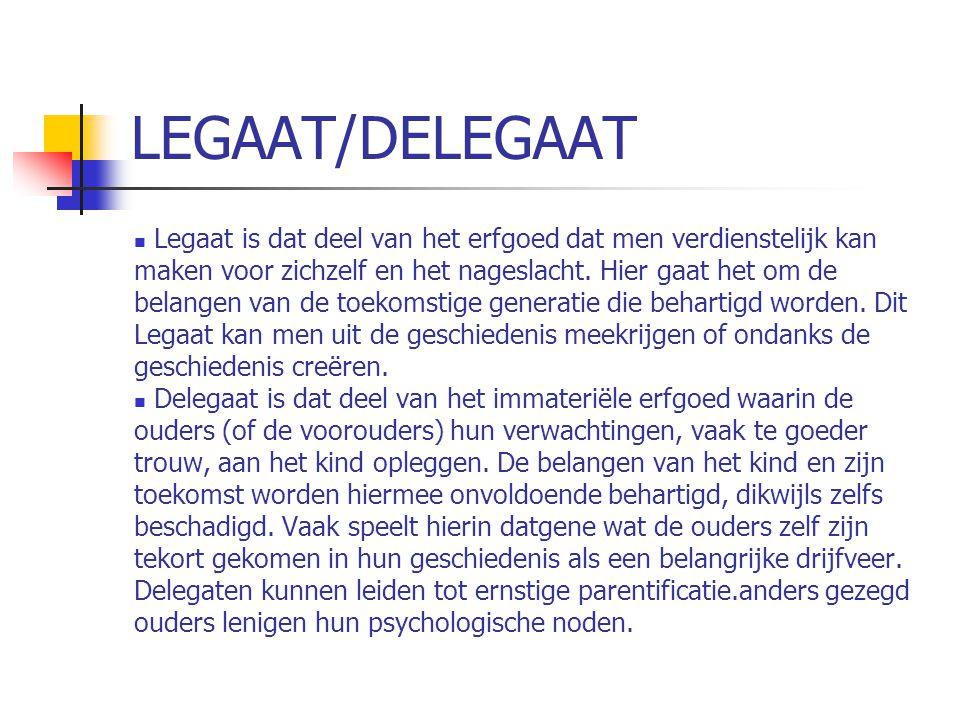 LEGAAT/DELEGAAT