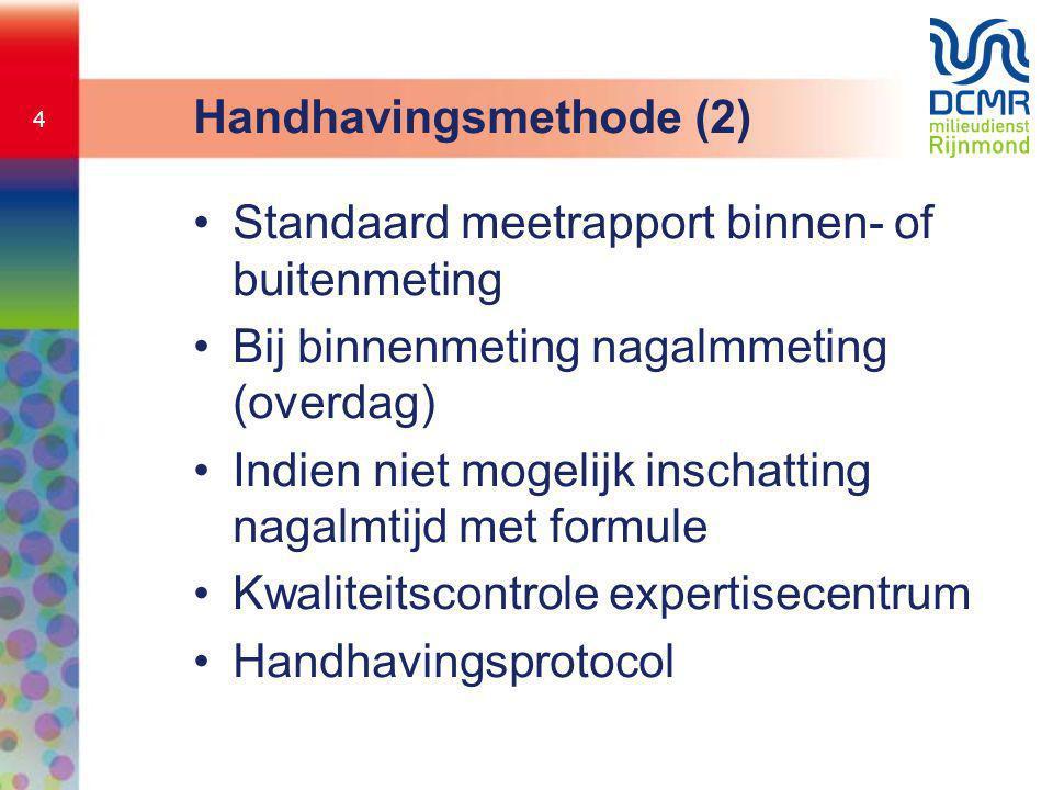 Handhavingsmethode (2)