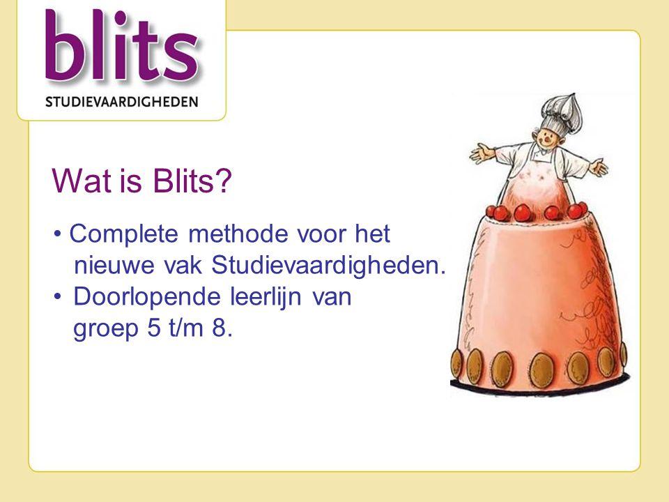 Wat is Blits • Complete methode voor het