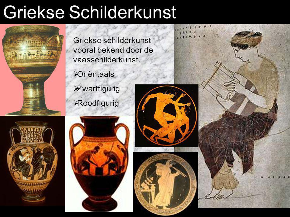 Griekse Schilderkunst