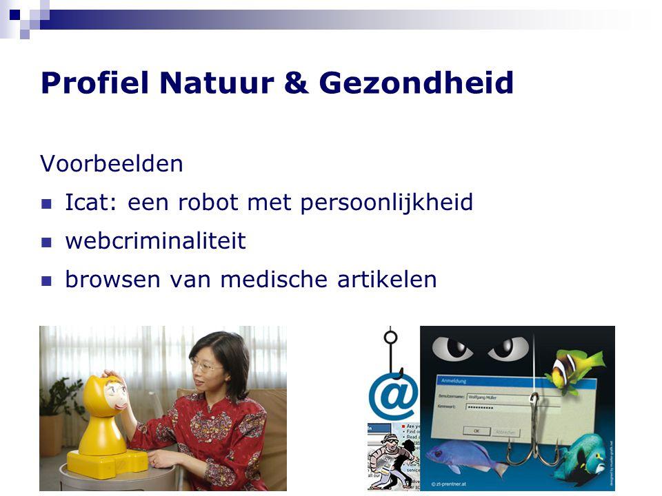 Profiel Natuur & Gezondheid