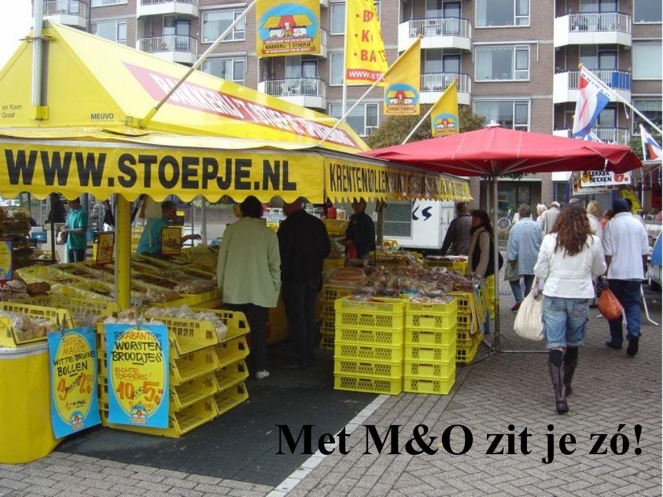 Met M&O zit je zó!