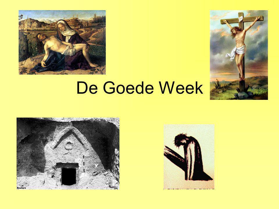De Goede Week