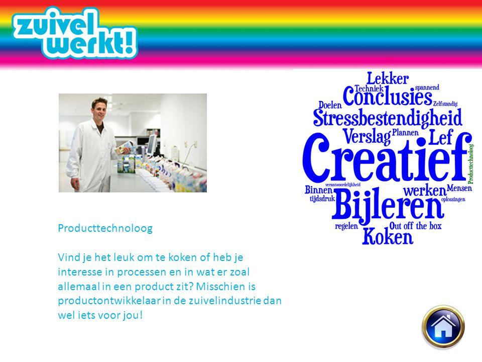 Producttechnoloog