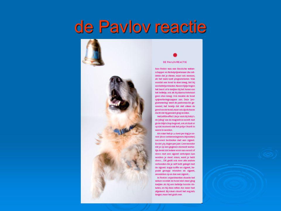 de Pavlov reactie 17