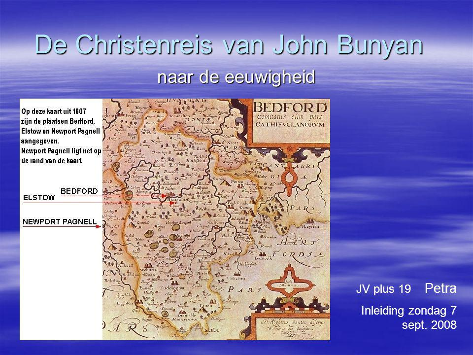 presentation john bunyam John bunyan came of age in the shadow of this rupture in the political, social,  and religious order of the nation his life and works follow the contours of the civil .