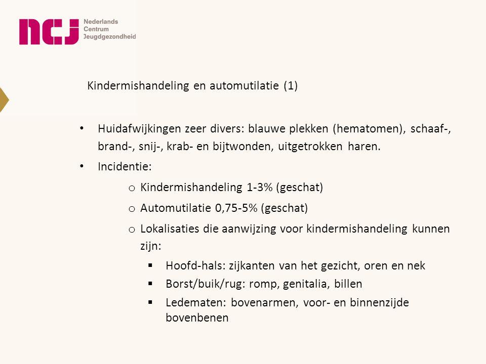 Kindermishandeling en automutilatie (1)