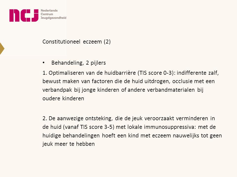 Constitutioneel eczeem (2)