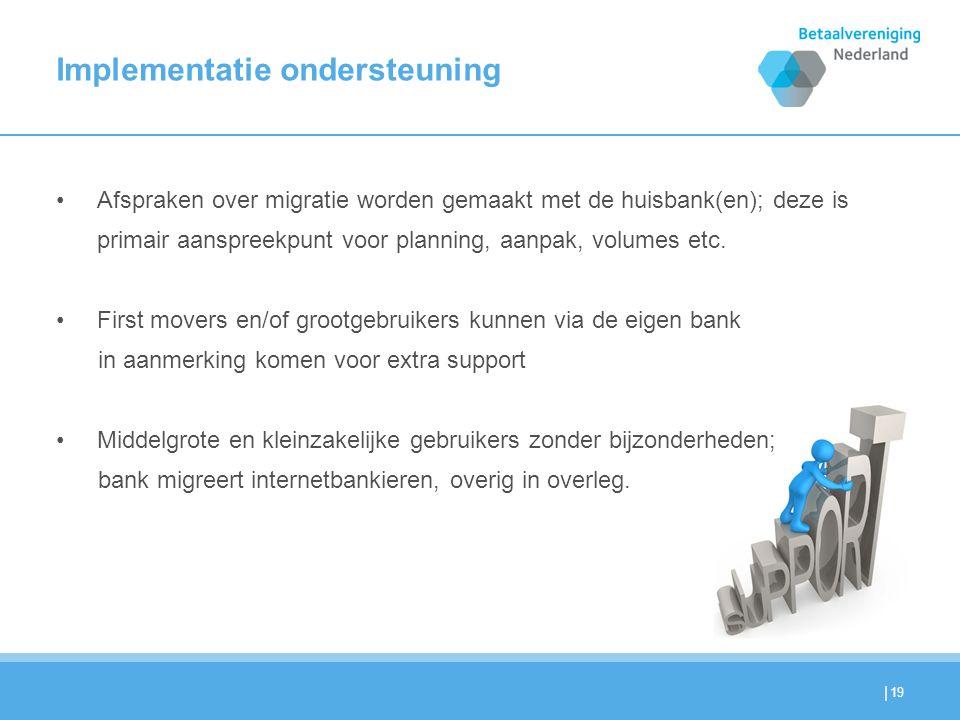 Implementatie ondersteuning