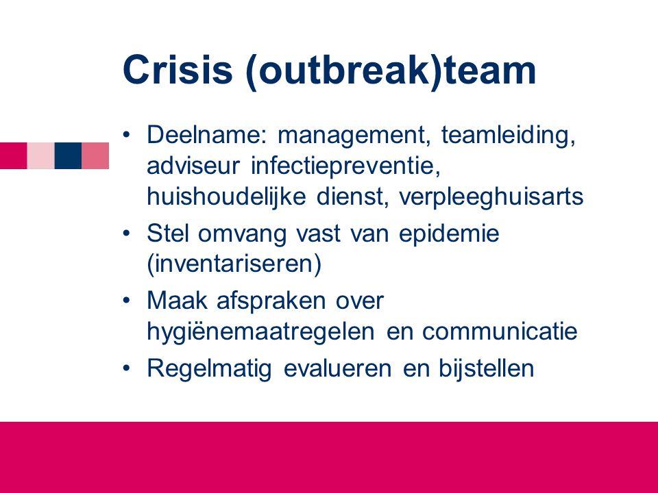 Crisis (outbreak)team