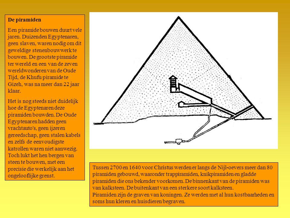 De piramiden