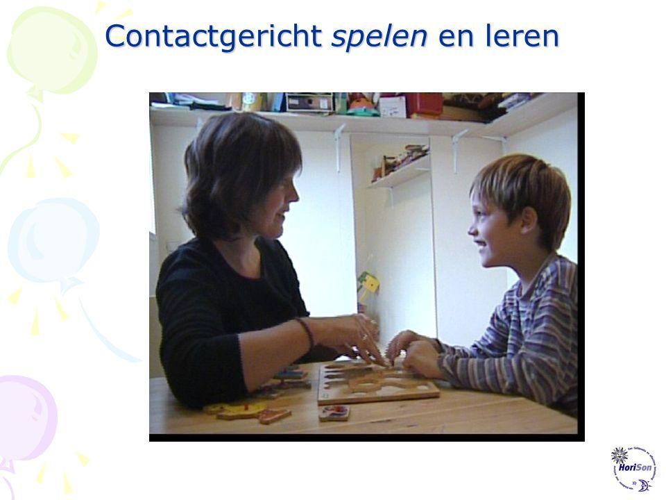 Contactgericht spelen en leren