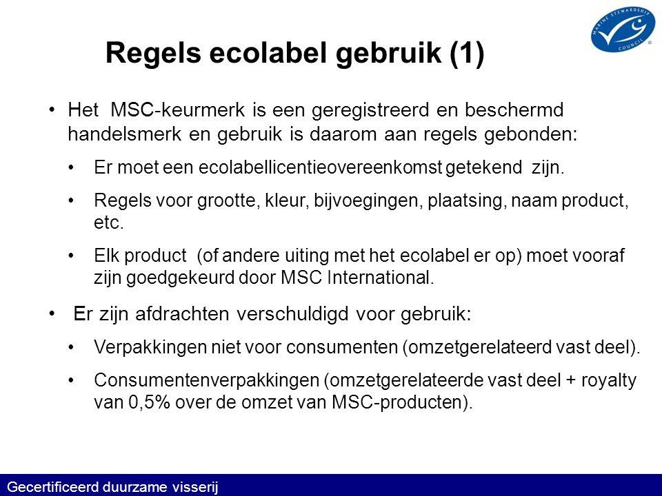 Regels ecolabel gebruik (1)