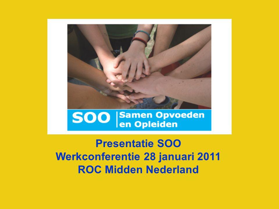 Werkconferentie 28 januari 2011