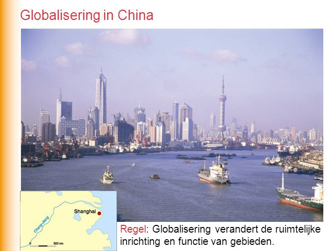 Globalisering in China
