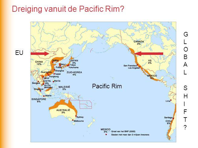 Dreiging vanuit de Pacific Rim