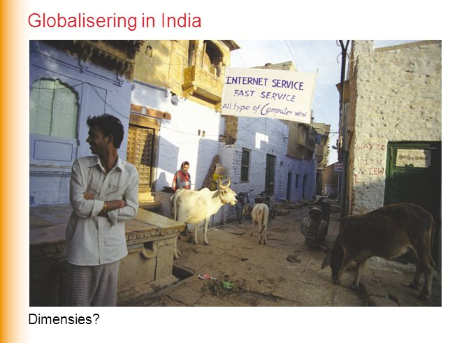 Globalisering in India