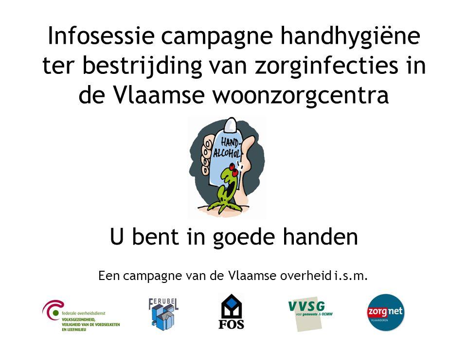 Een campagne van de Vlaamse overheid i.s.m.