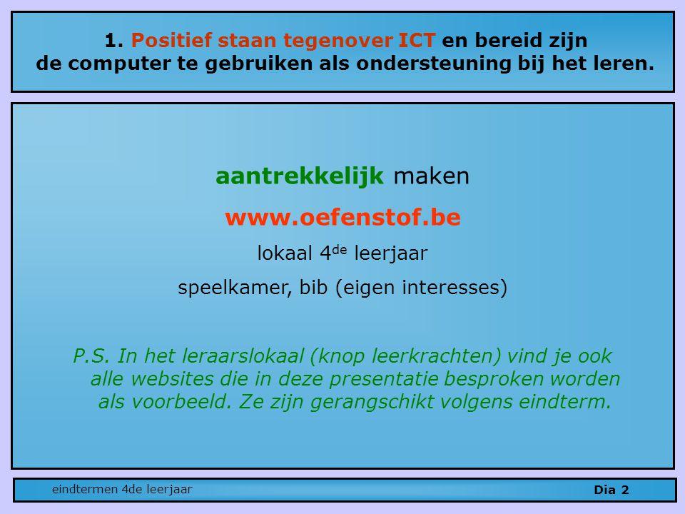 aantrekkelijk maken www.oefenstof.be