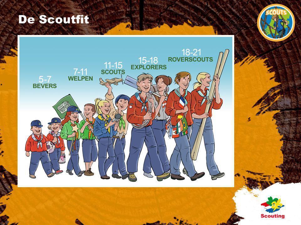 De Scoutfit