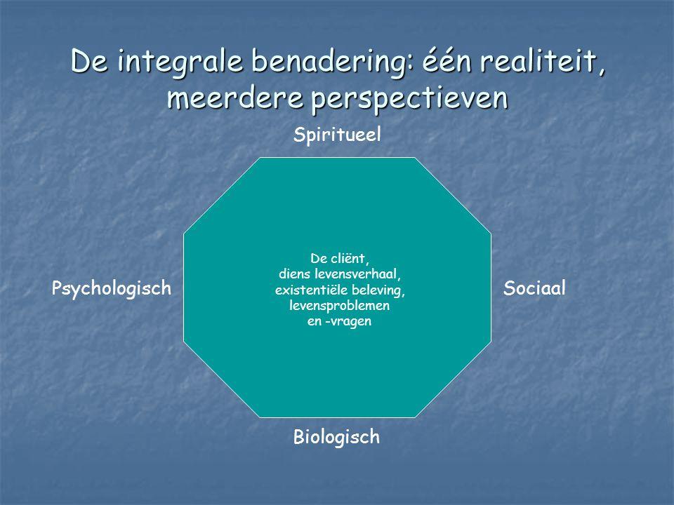 De integrale benadering: één realiteit, meerdere perspectieven