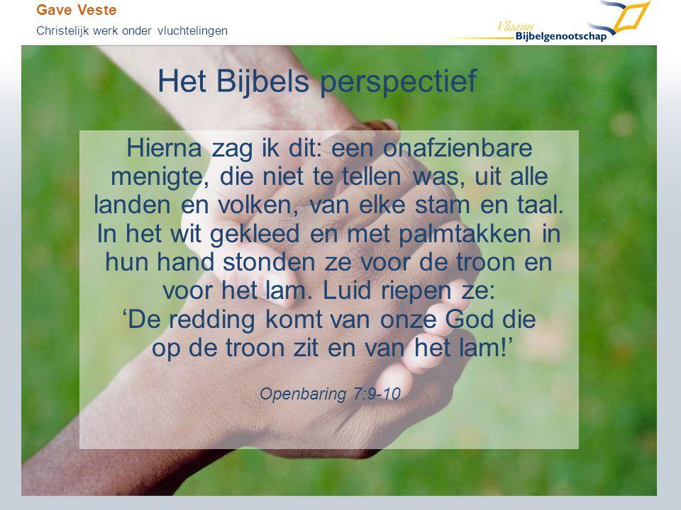 Het Bijbels perspectief