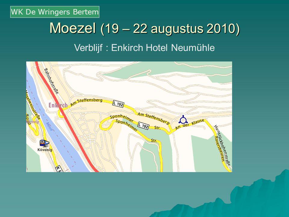 Verblijf : Enkirch Hotel Neumühle