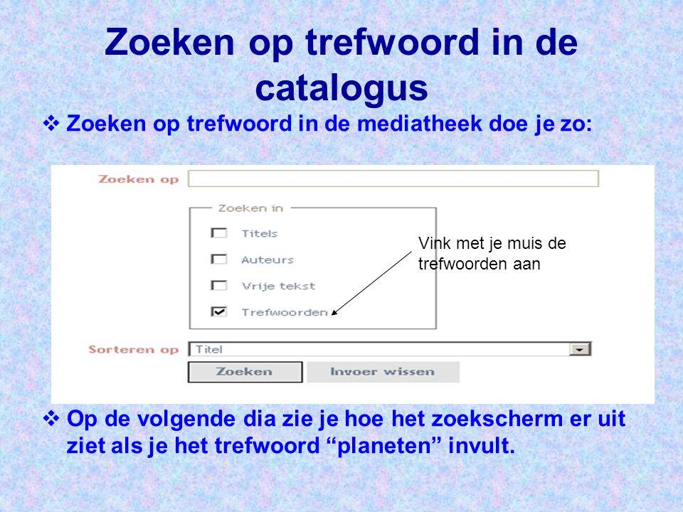Citaten Zoeken Op Trefwoord : Werkwijze in deze les wordt uitleg gegeven over het zoeken