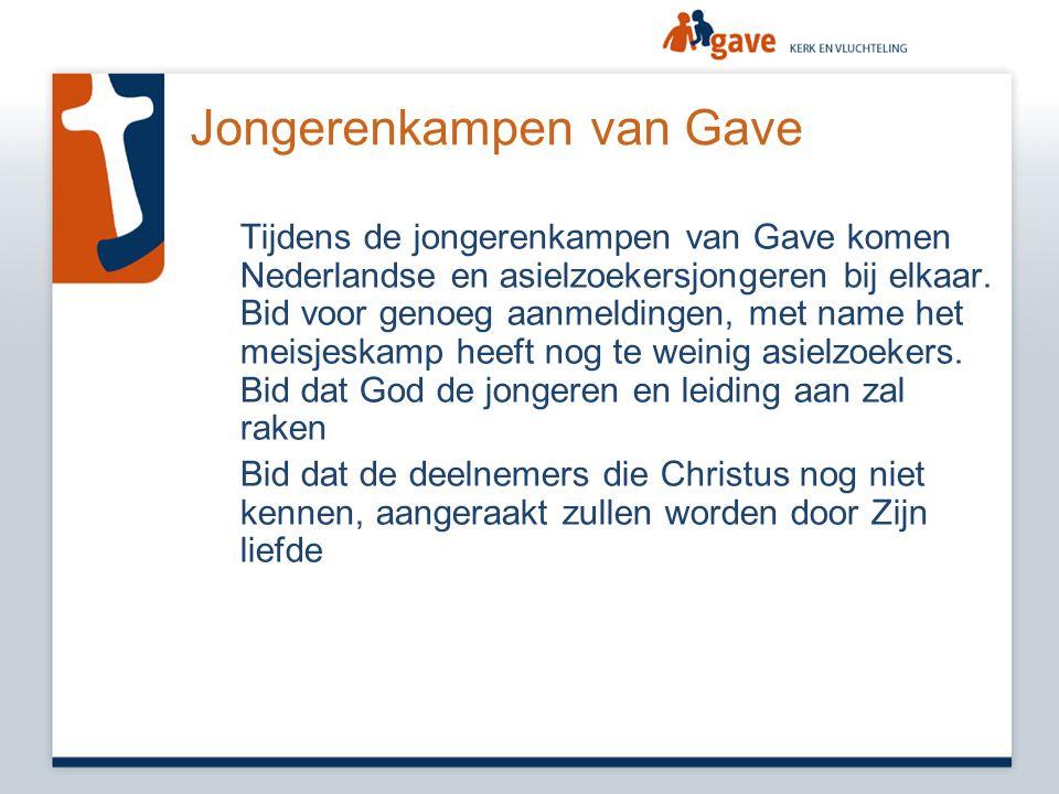 Jongerenkampen van Gave
