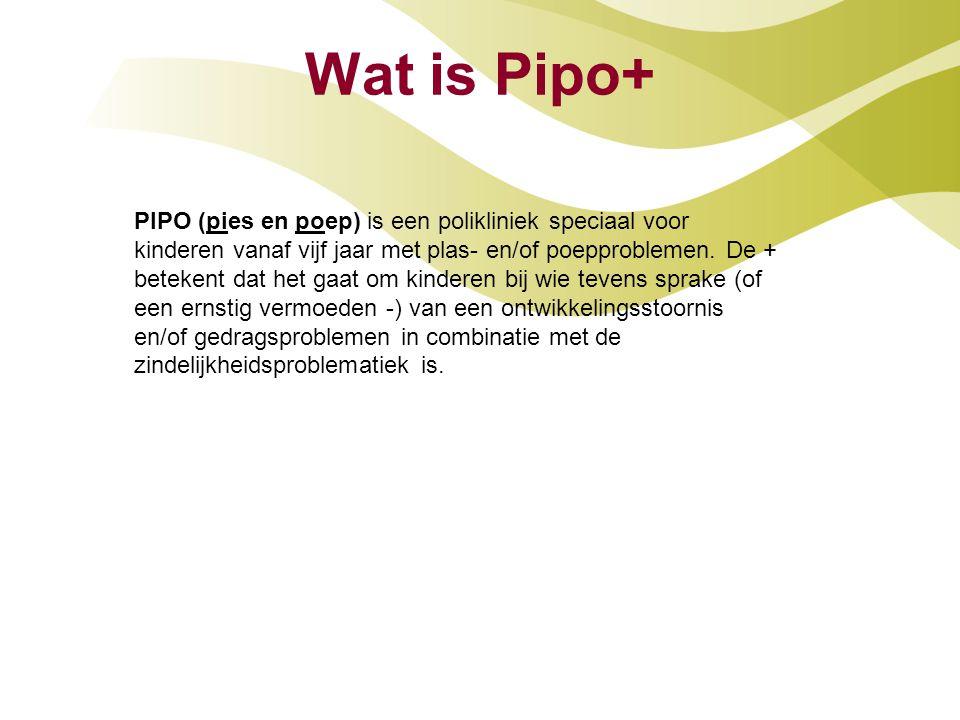 Wat is Pipo+