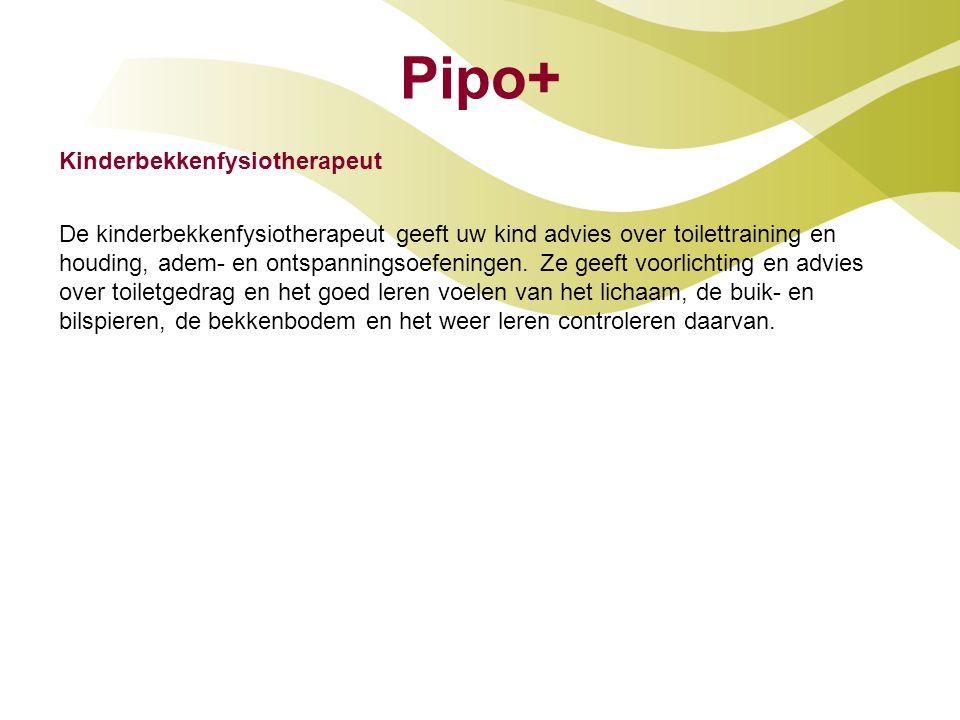 Pipo+ Kinderbekkenfysiotherapeut