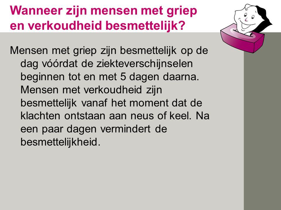 alcohol bij griep