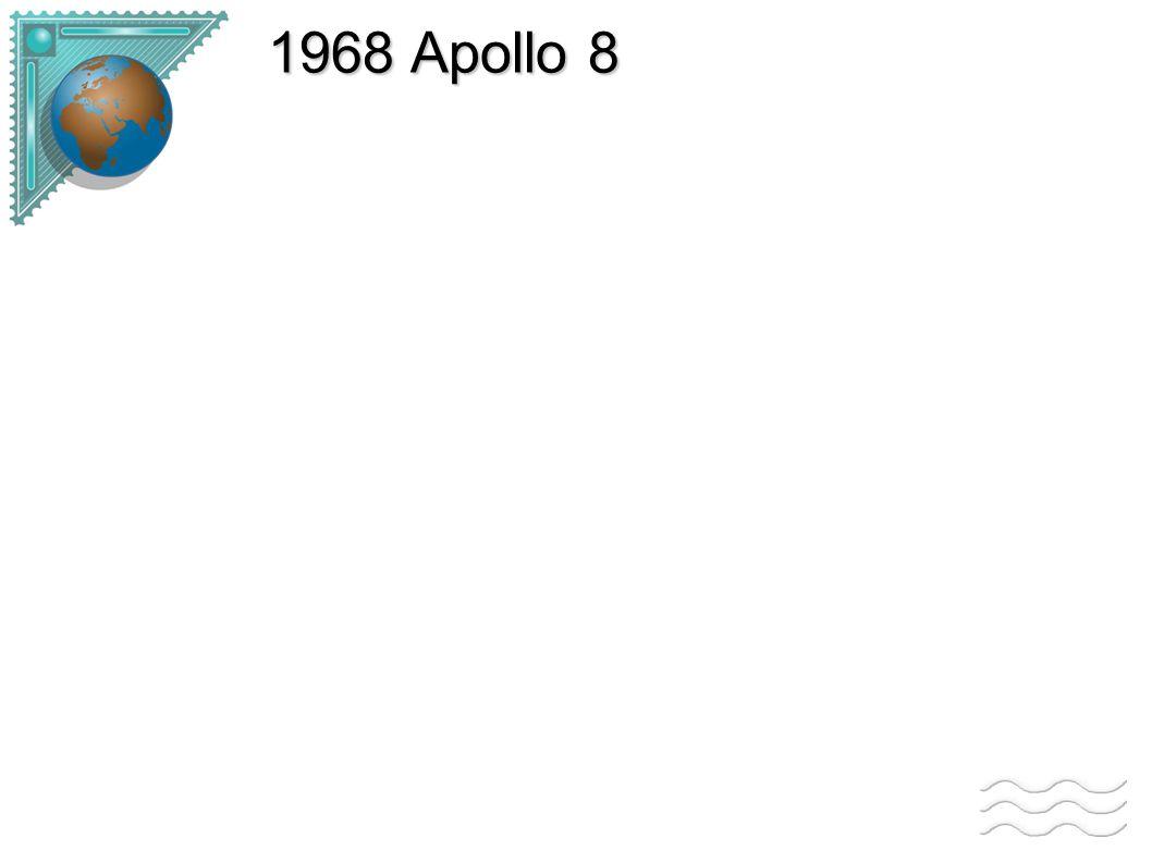 1968 Apollo 8