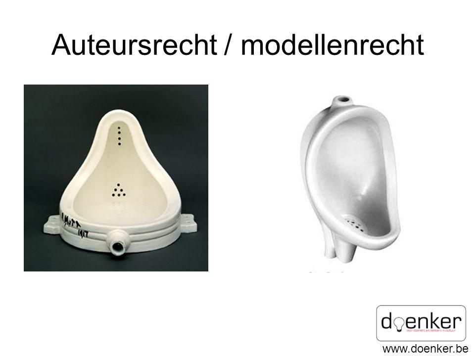 Auteursrecht / modellenrecht