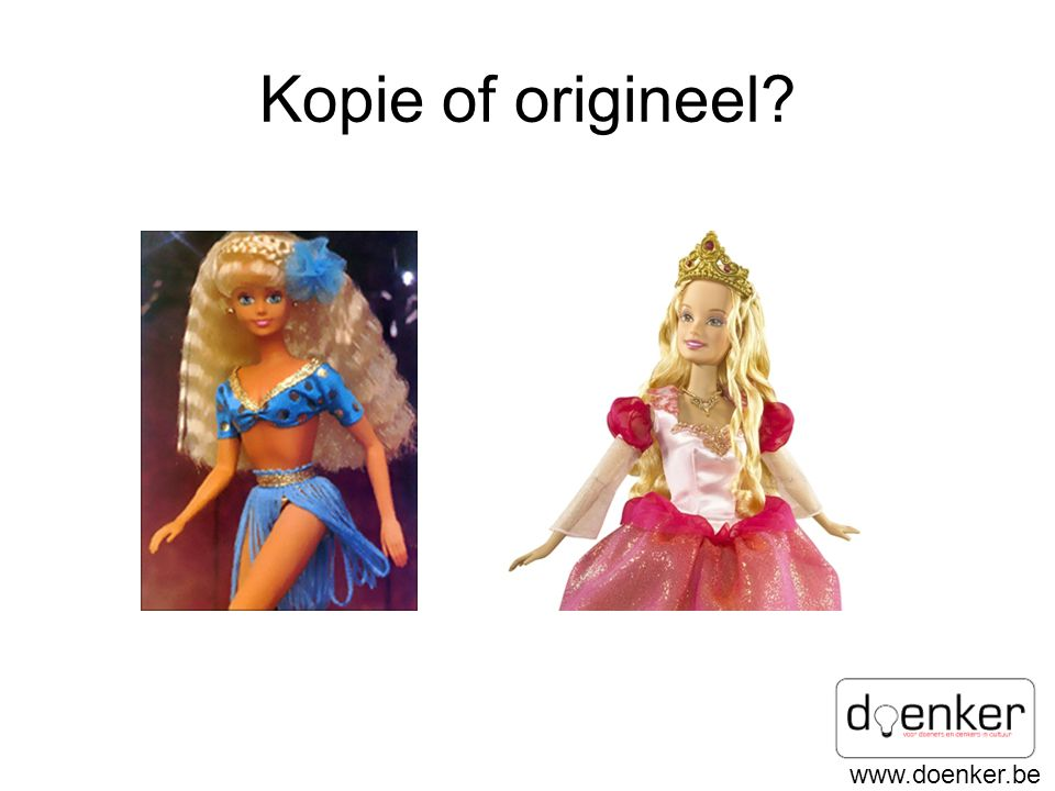 Kopie of origineel