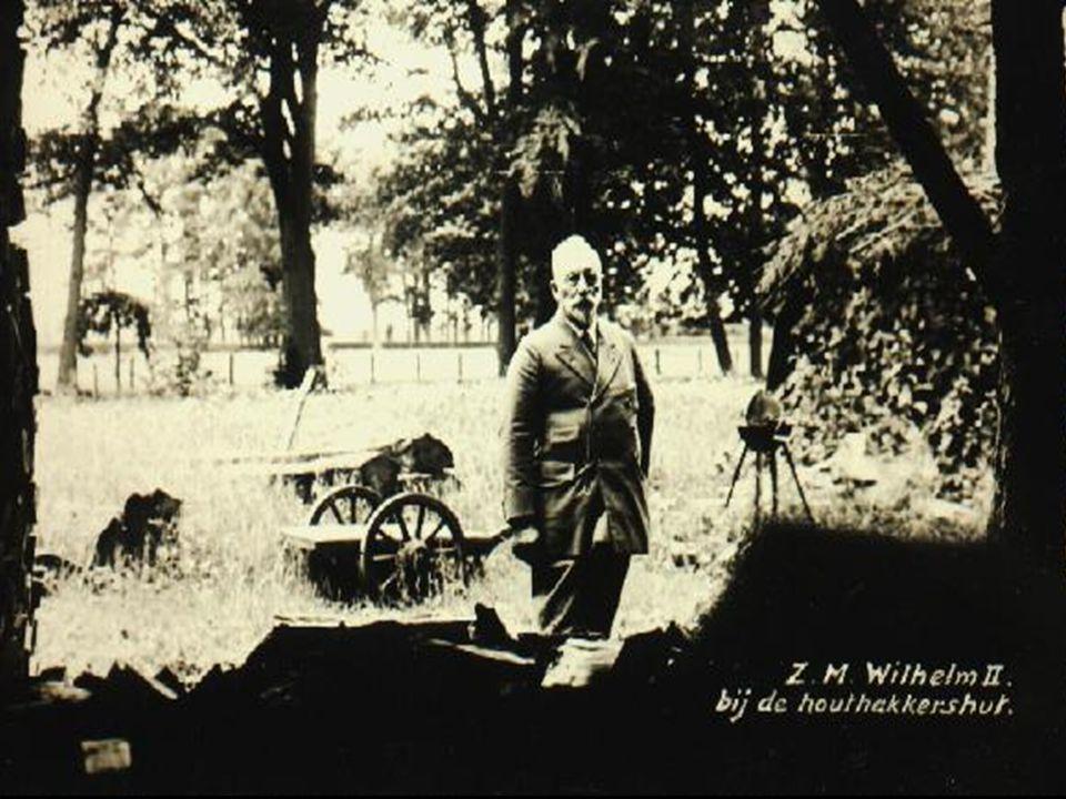Hier leefde hij in Huis Doorn op de Veluwe tot zijn dood in 1941.