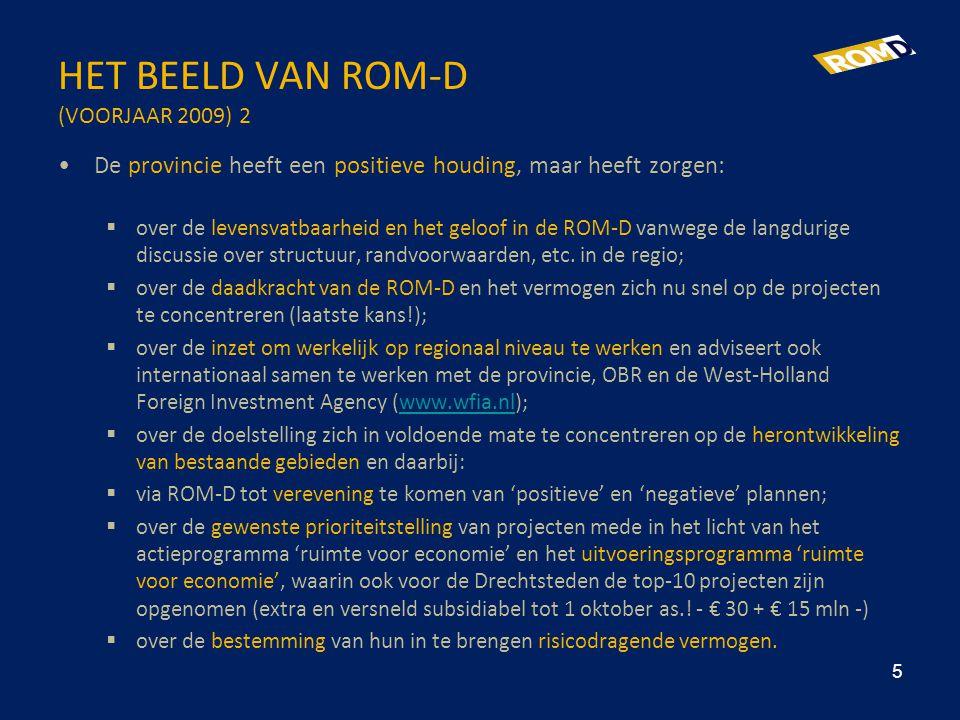 HET BEELD VAN ROM-D (VOORJAAR 2009) 2