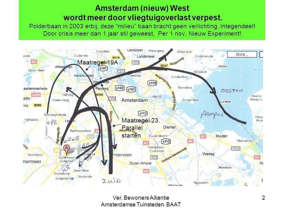 Ver. Bewoners Alliantie Amsterdamse Tuinsteden. de BAAT