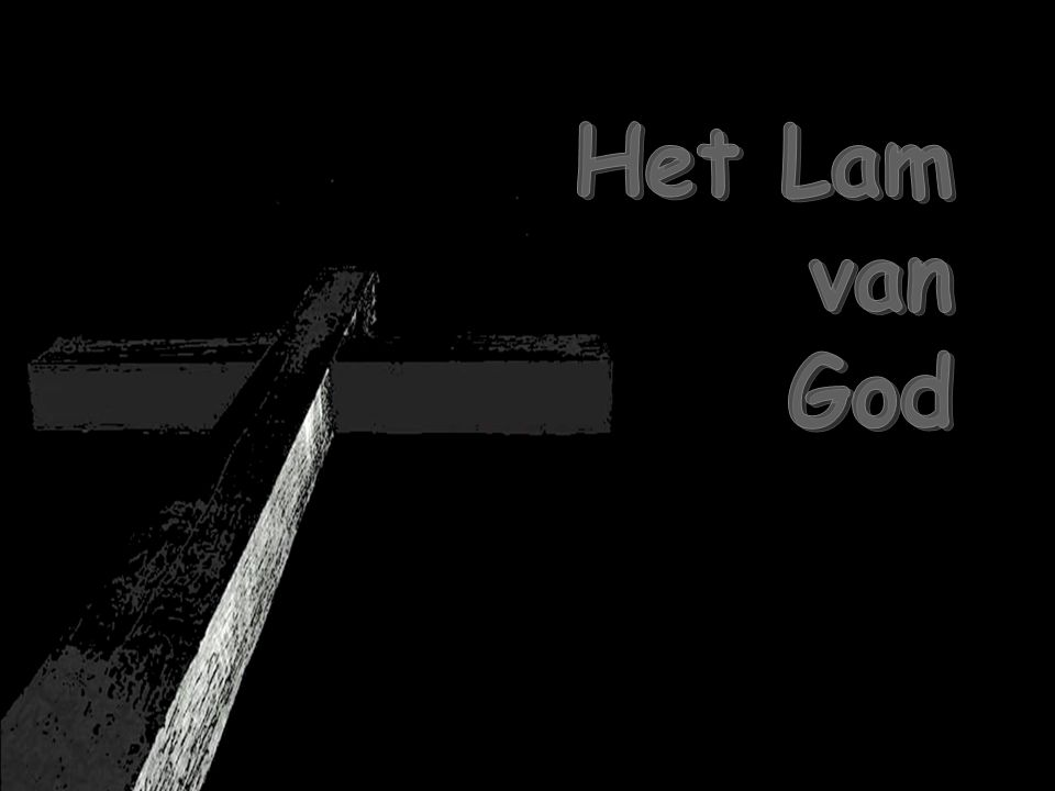 Het Lam van God