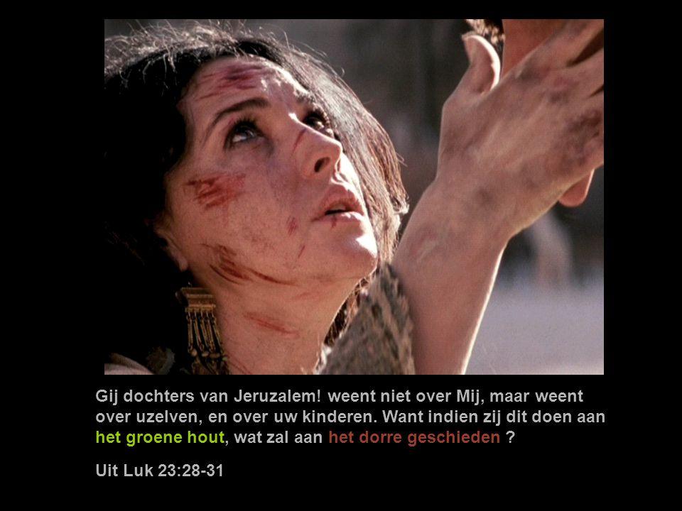 Gij dochters van Jeruzalem