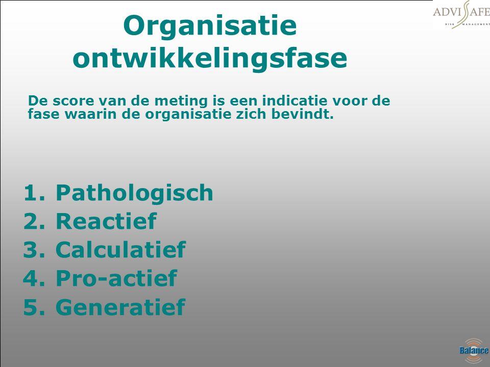 Organisatie ontwikkelingsfase