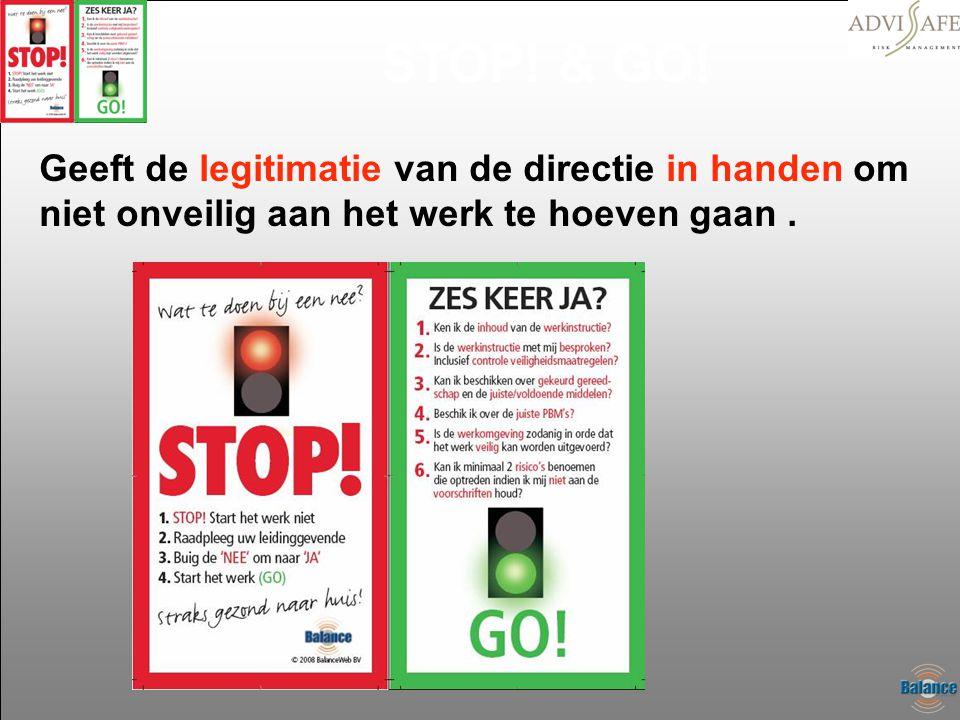 STOP. & GO.