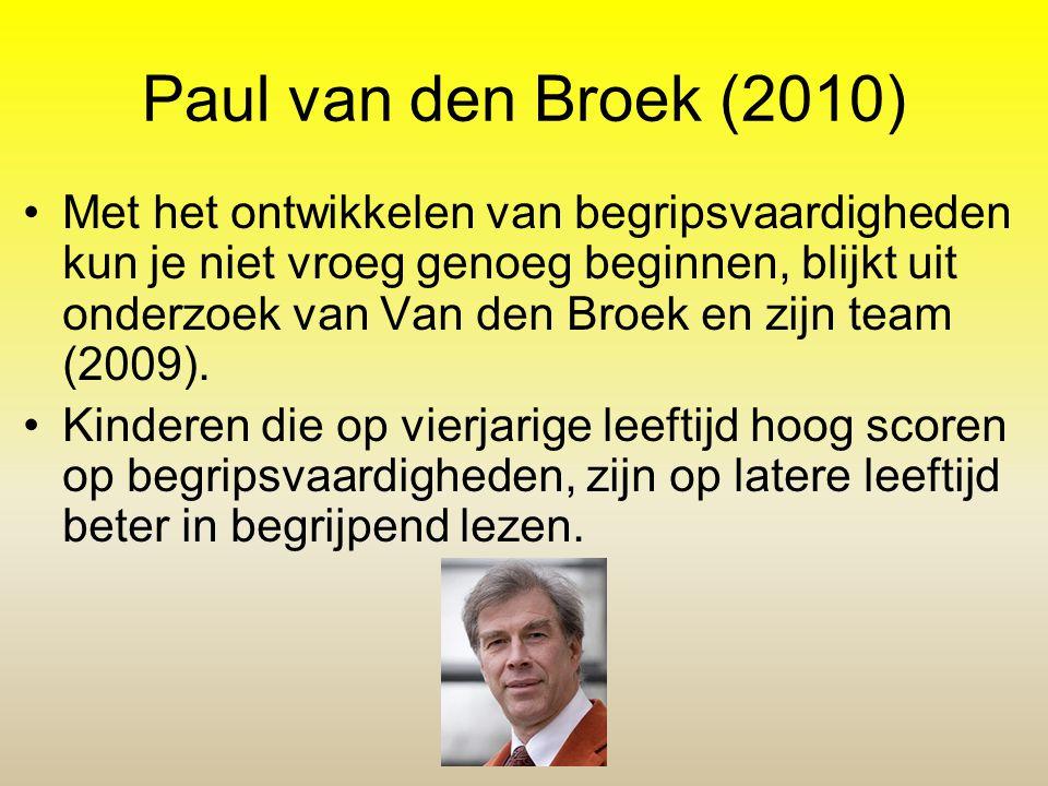 Paul van den Broek (2010)