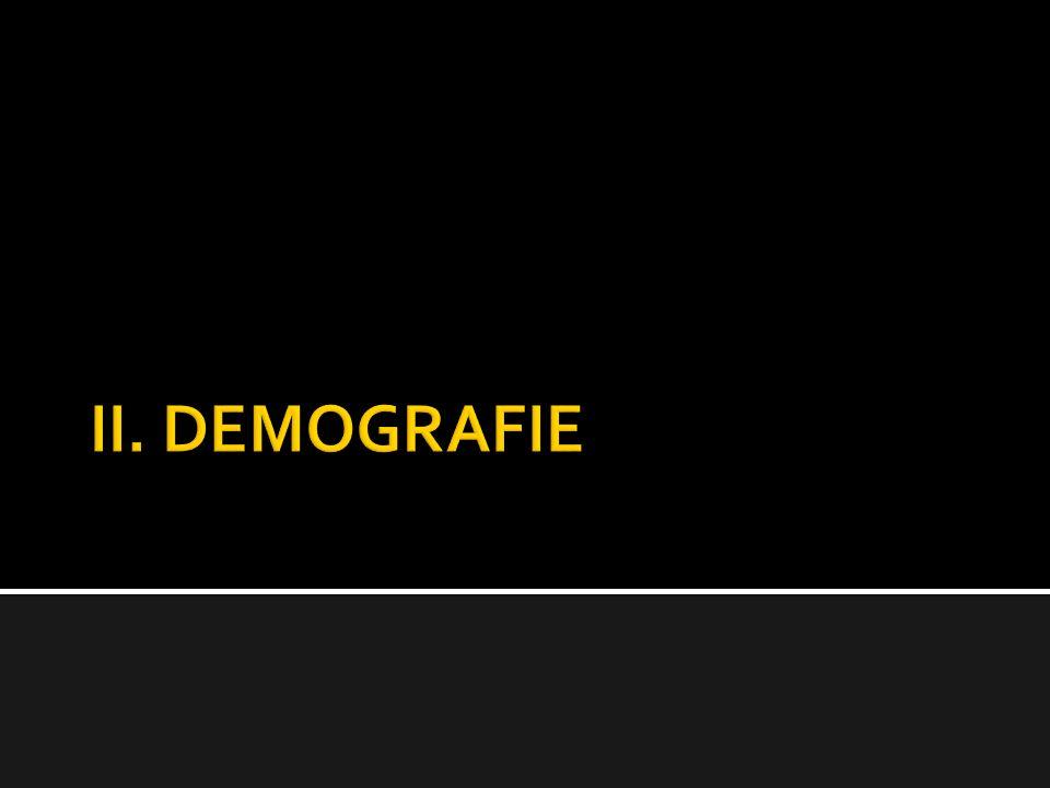 II. DEMOGRAFIE