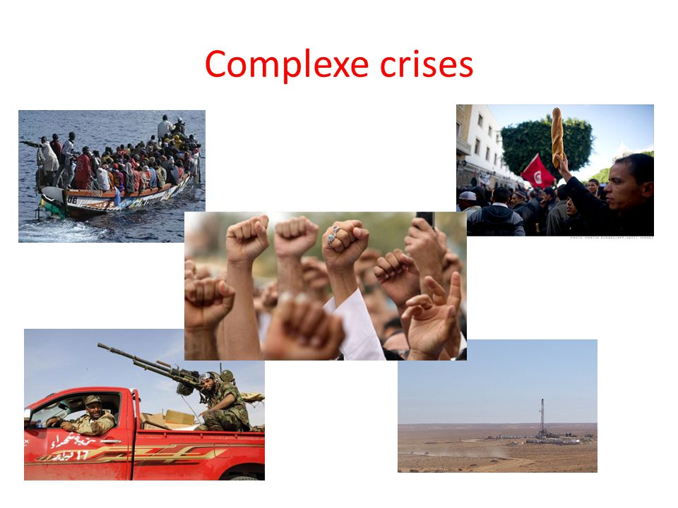 Complexe crises