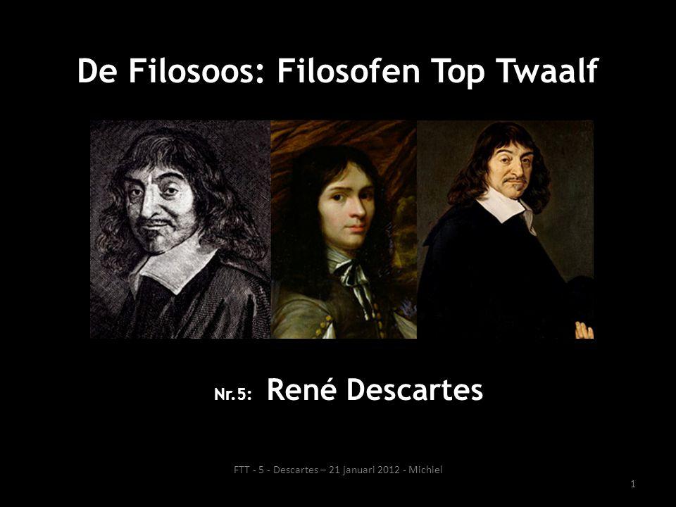 De Filosoos: Filosofen Top Twaalf