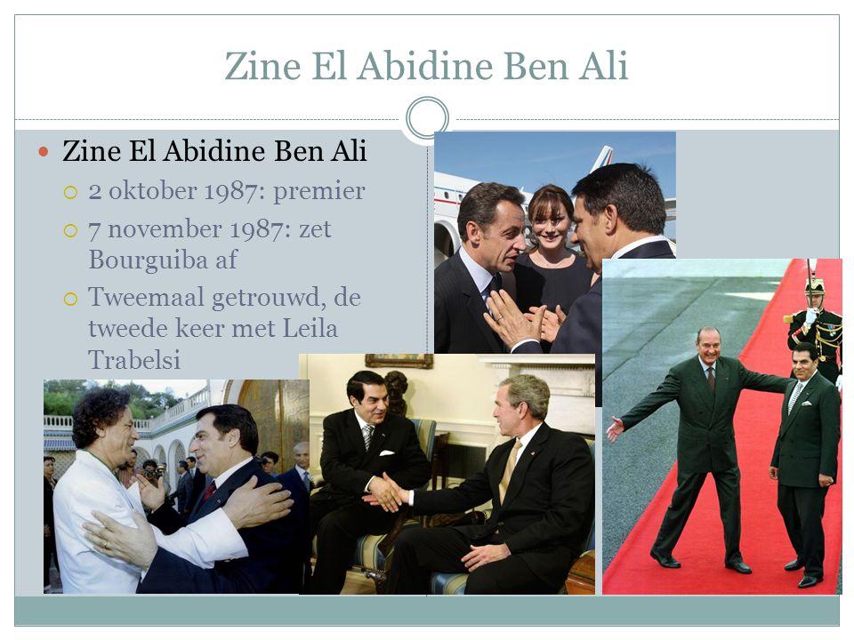Zine El Abidine Ben Ali Zine El Abidine Ben Ali