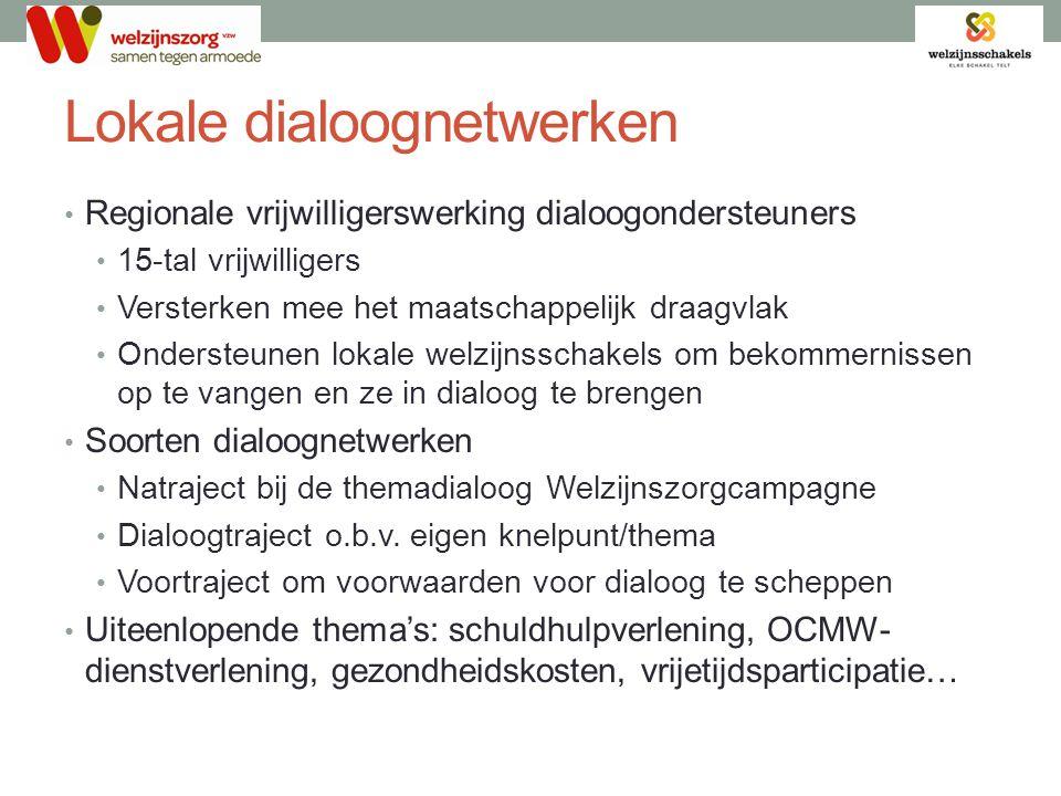 Lokale dialoognetwerken