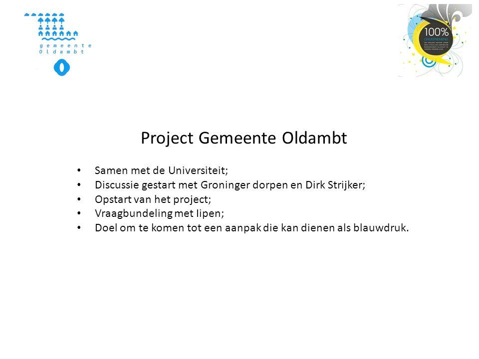 Project Gemeente Oldambt