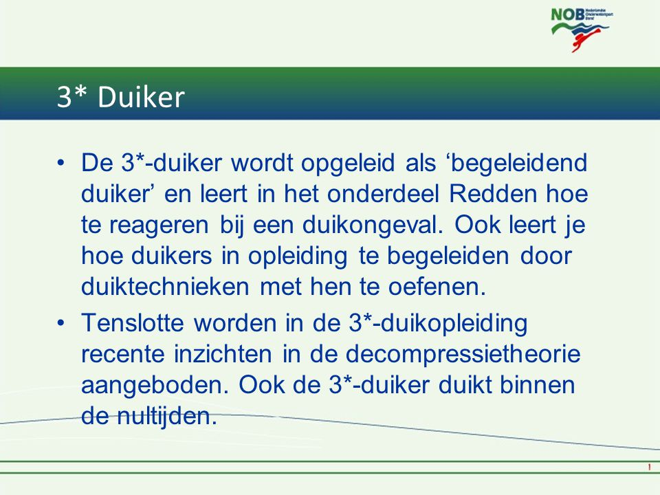 3* Duiker